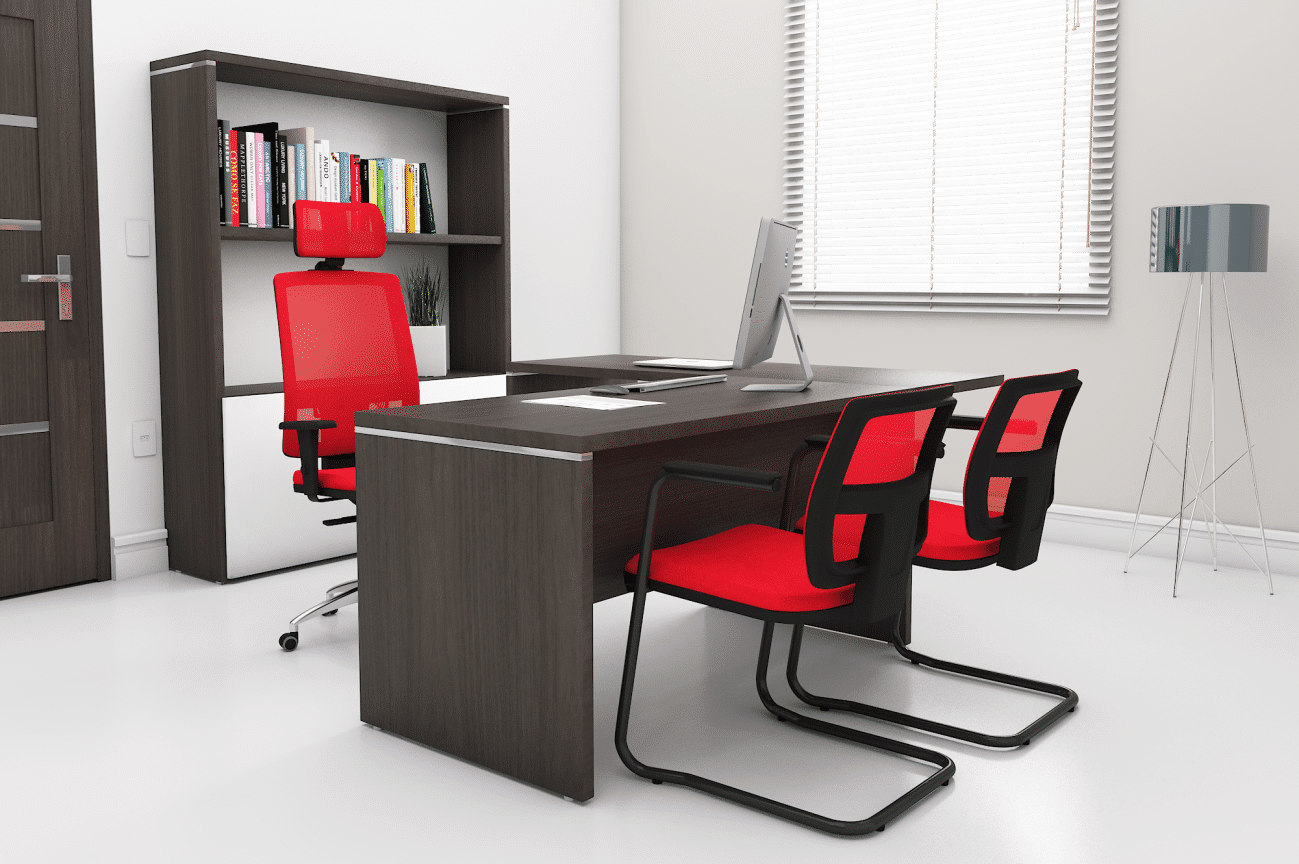 Como Escolher Cadeiras para Escritório 01
