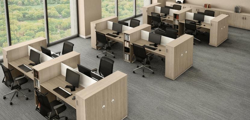 Mobiliário Corporativo em Favor da Imagem da Empresa 01