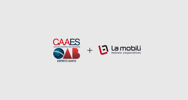 Parceria CAAES-OAB e La Mobili