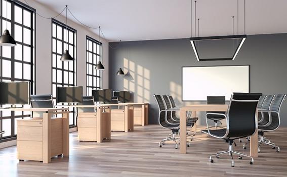 Principais características dos escritórios minimalistas